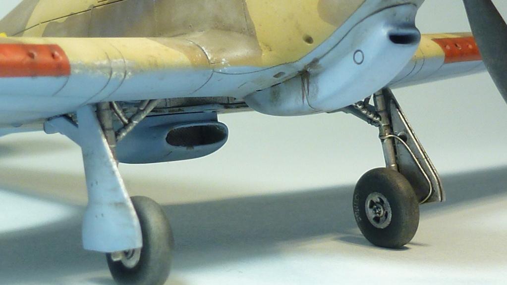 (Arma Hobby) Hurricane Mk I trop - RAF Sq 73 - 1/72 P1070731