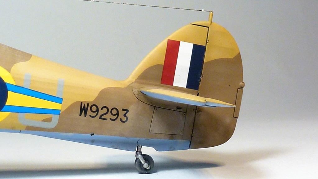 (Arma Hobby) Hurricane Mk I trop - RAF Sq 73 - 1/72 P1070733