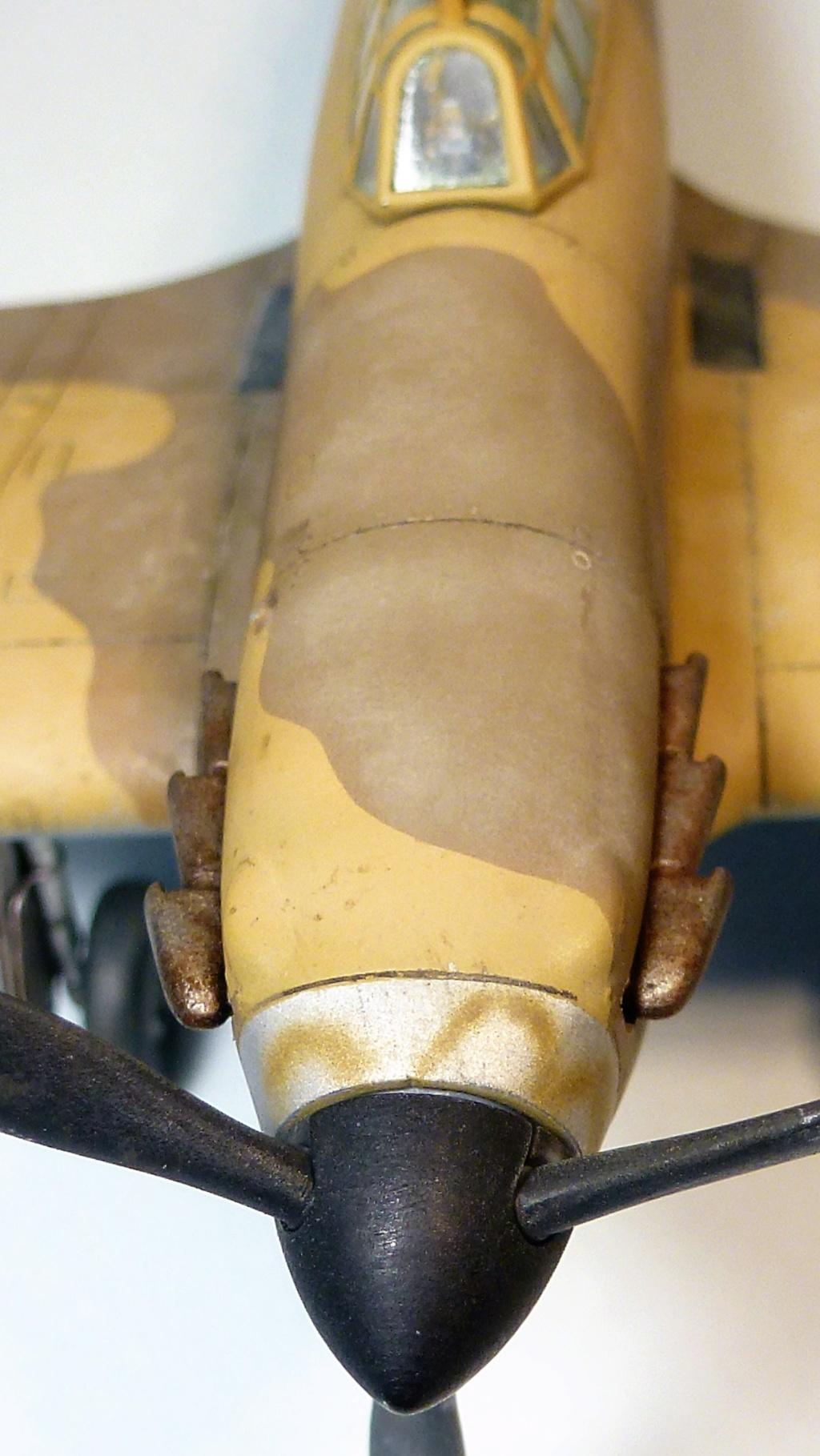 (Arma Hobby) Hurricane Mk I trop - RAF Sq 73 - 1/72 P1070737