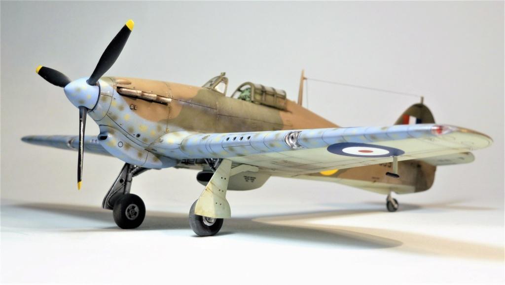 Hurricane MkI V7859 - Sq73 - ARMA HOBBY - 1/72 - james DENIS P1070922