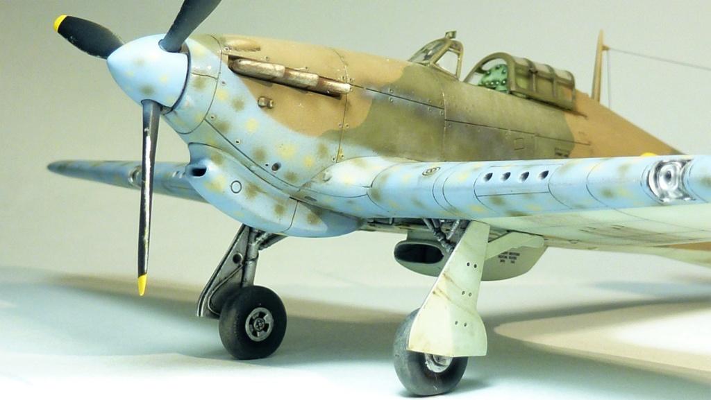 Hurricane MkI V7859 - Sq73 - ARMA HOBBY - 1/72 - james DENIS P1070924
