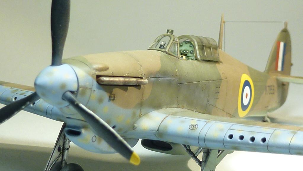 Hurricane MkI V7859 - Sq73 - ARMA HOBBY - 1/72 - james DENIS P1070929