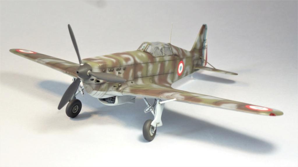 Morane Saulnier MS410 non identifé - Villacoublay - Juin 1940 - Maquette AZUR 1/72 P1100431