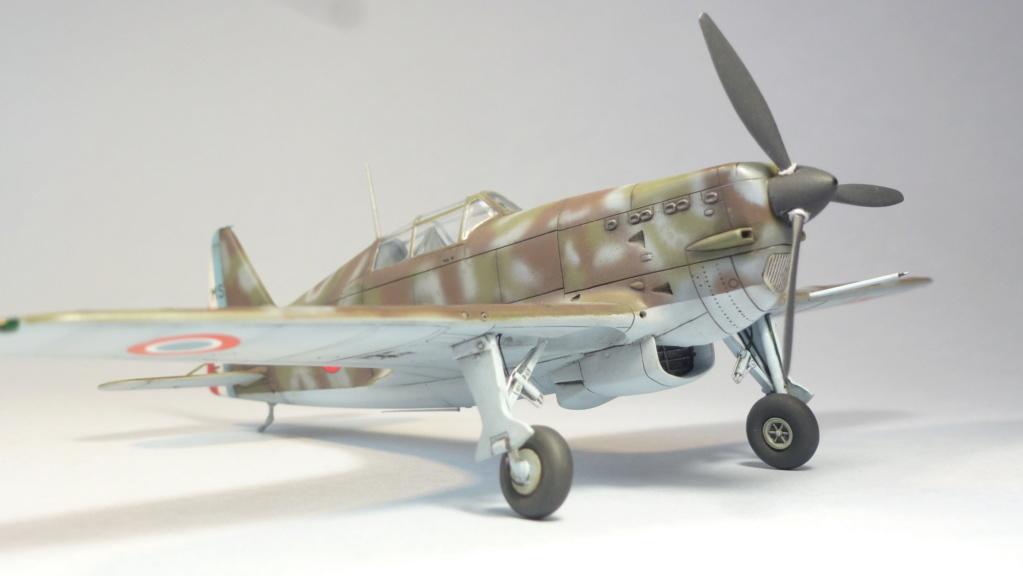 Morane Saulnier MS410 non identifé - Villacoublay - Juin 1940 - Maquette AZUR 1/72 P1100432