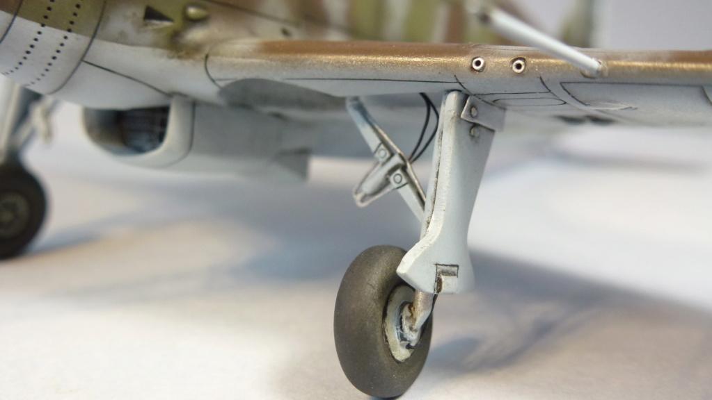 Morane Saulnier MS410 non identifé - Villacoublay - Juin 1940 - Maquette AZUR 1/72 P1100435