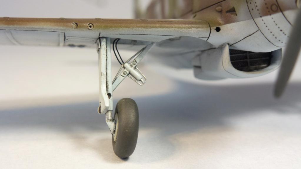 Morane Saulnier MS410 non identifé - Villacoublay - Juin 1940 - Maquette AZUR 1/72 P1100436