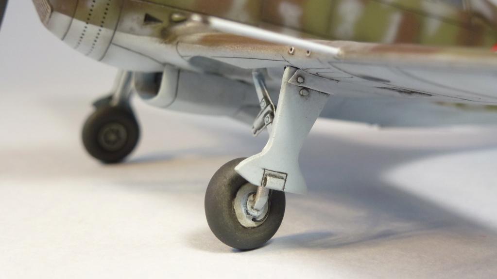 Morane Saulnier MS410 non identifé - Villacoublay - Juin 1940 - Maquette AZUR 1/72 P1100438
