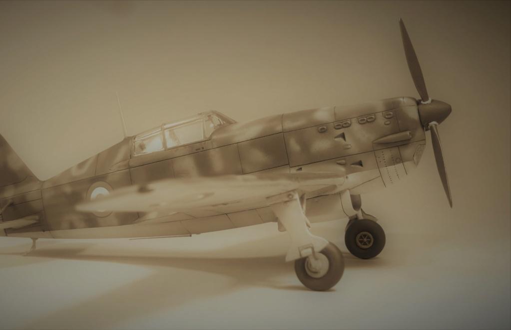 Morane Saulnier MS410 non identifé - Villacoublay - Juin 1940 - Maquette AZUR 1/72 P1100450