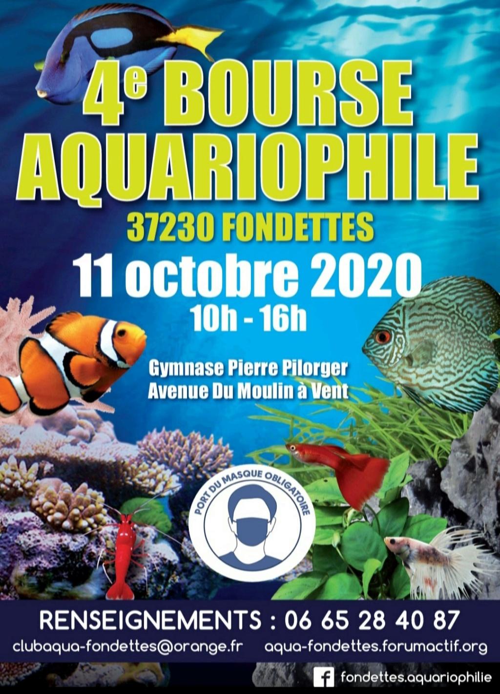 bourse aquariophile  Fondettes 2020 12073710