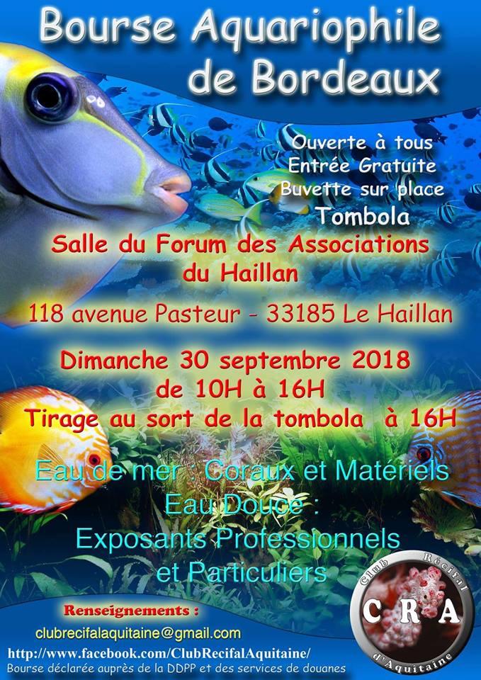 bourse aquariophile bordelaise 2018 38007910