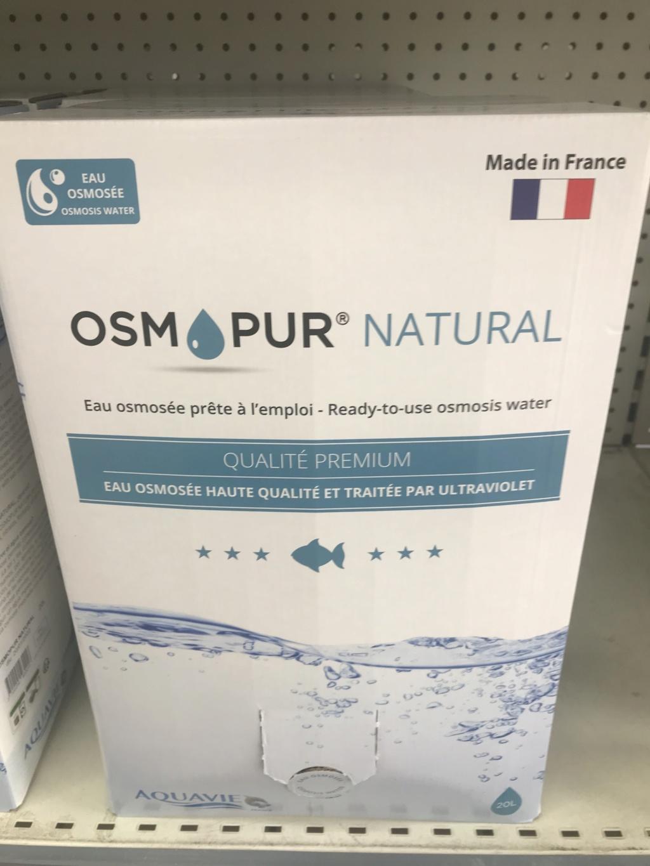 Eau prête à l'emploi Osmopur Natural 20 L   Img_7920