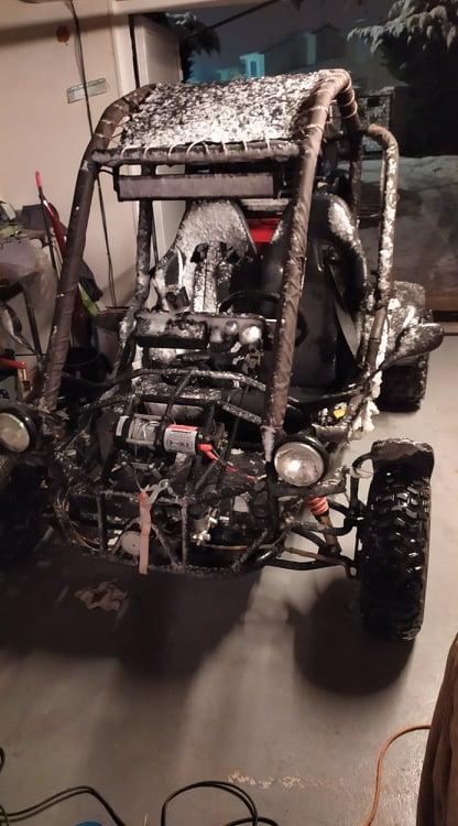 buggy Dazon 250 74834410