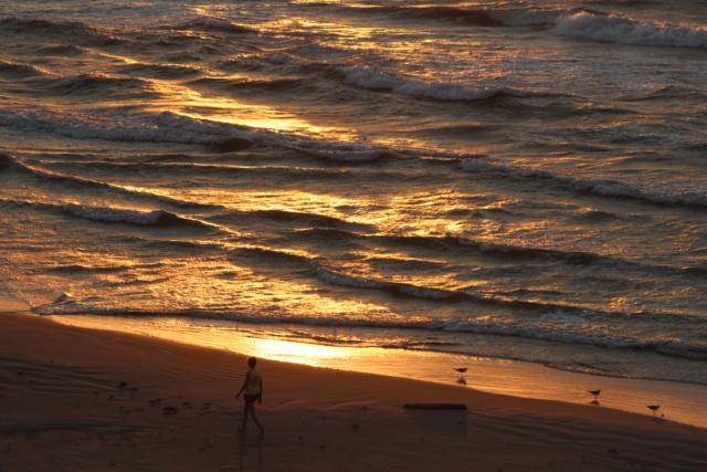 Oregon Beach Sunset Img_1010