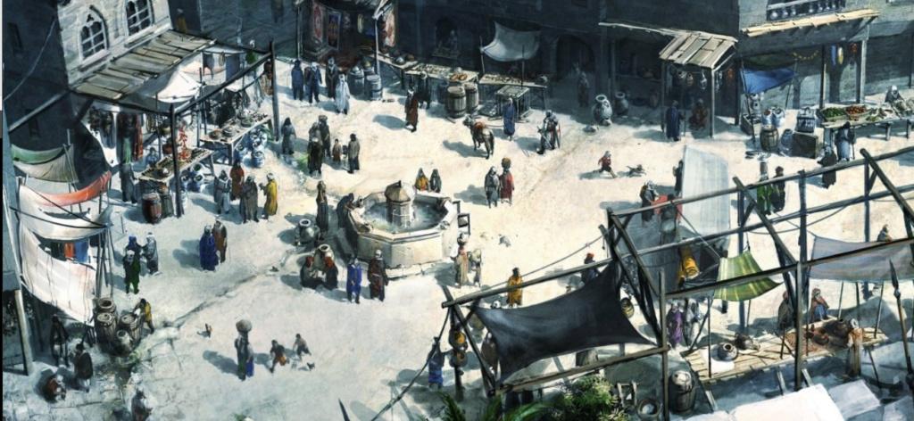 Világbővítés VI: Városok és szörnyek Piac10