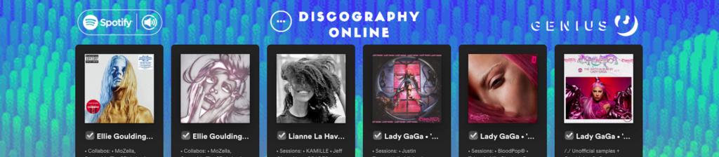 Discography Online @Spotify >> http://spoti.fi/1Tg8HSj