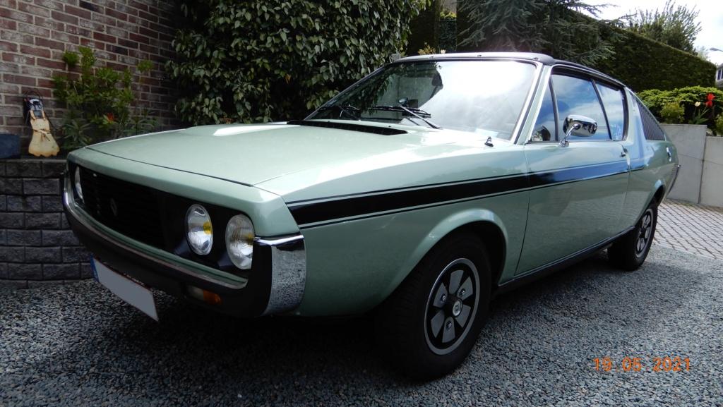 Renault 17 TS découvrable (1328) 1979 Dscn7223