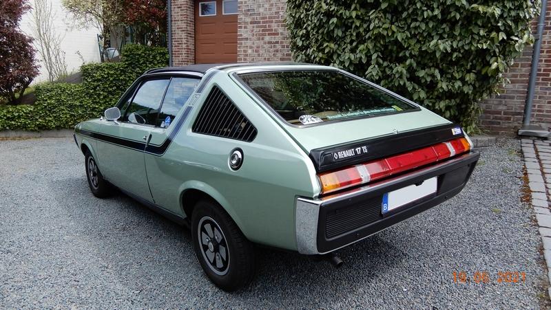 Renault 17 TS découvrable (1328) 1979 Dscn7224