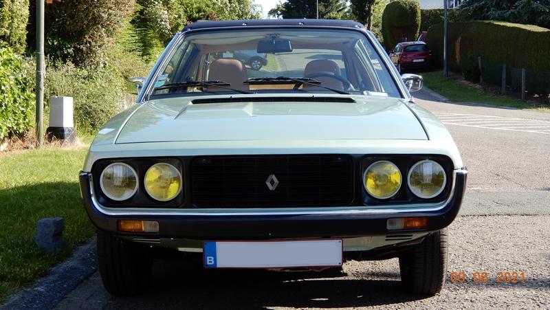 Renault 17 TS découvrable (1328) 1979 - Page 2 Dscn7311