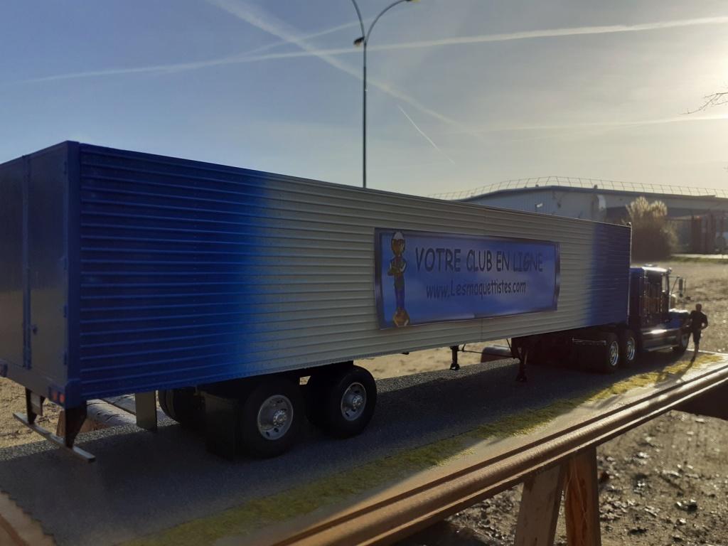 Fil rouge 2019 : Freightliner FLD120 *** Terminé en pg 3 - Page 3 20200112