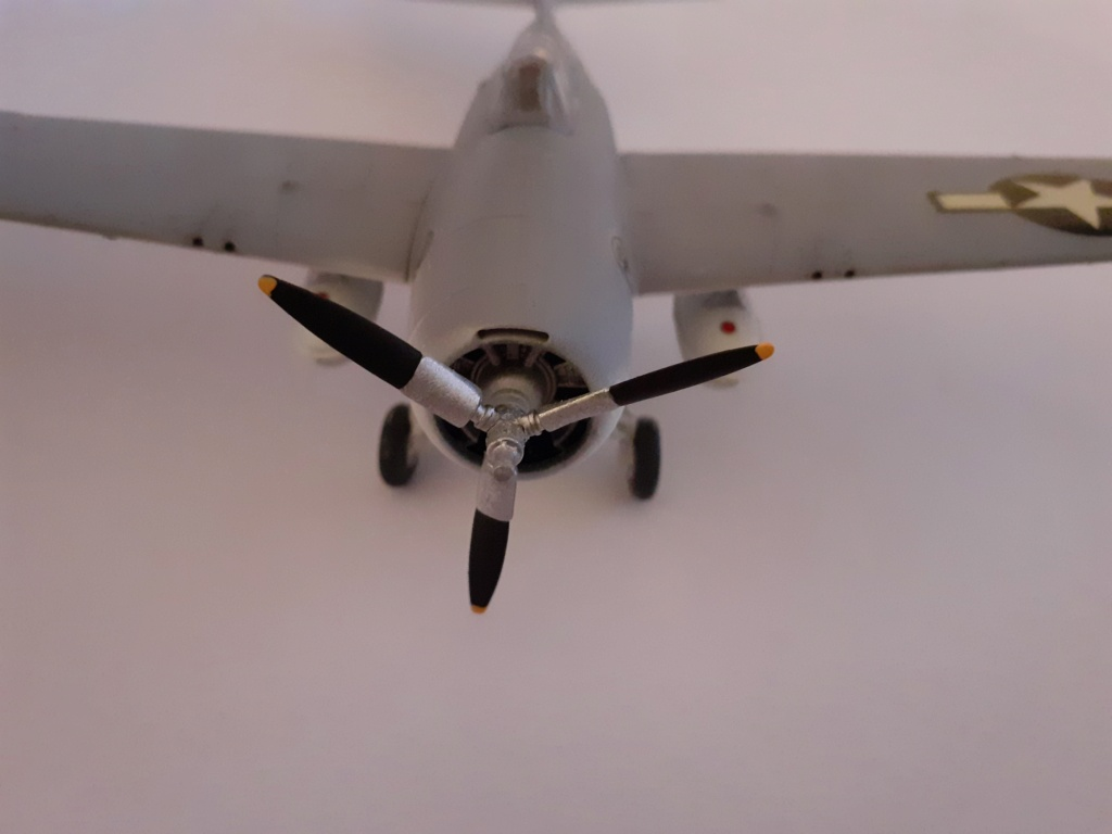 From the box - FM1 WILDCAT Hasegawa 1/72 *** Terminé en pg 1 20201123