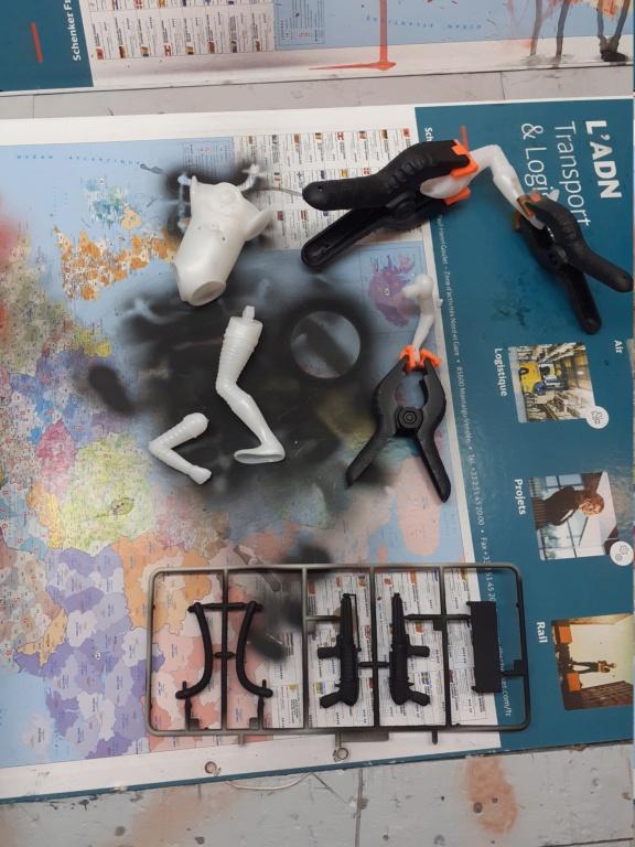 figurine mars attacks  1/8  Moebius 20210316