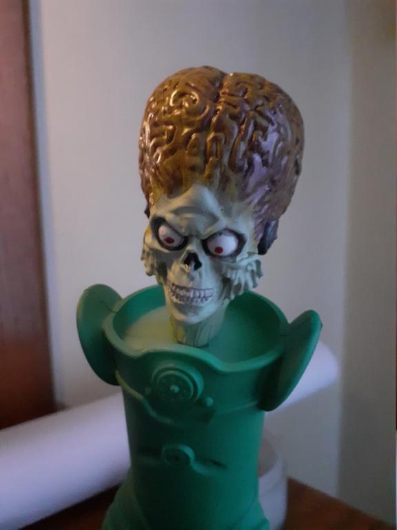 figurine mars attacks  1/8  Moebius 20210319
