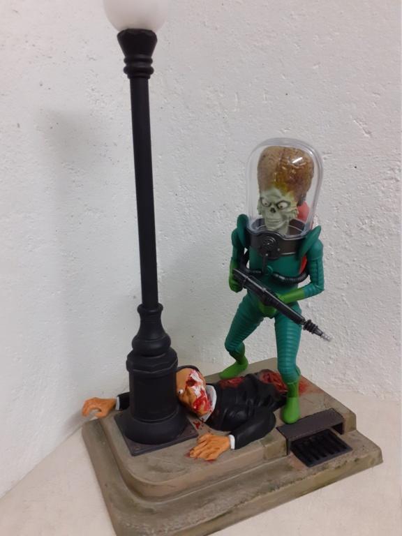 figurine mars attacks  1/8  Moebius 20210321