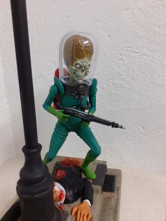 figurine mars attacks  1/8  Moebius 20210322