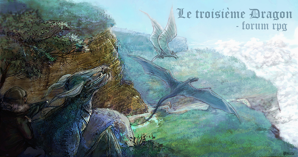 Le Troisième Dragon