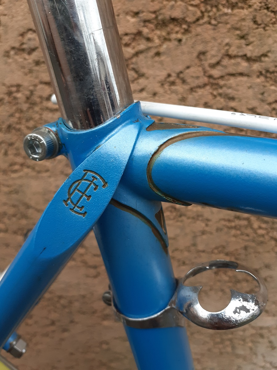 Cycles France Loire Jacques Anquetil fin 70' 20191113