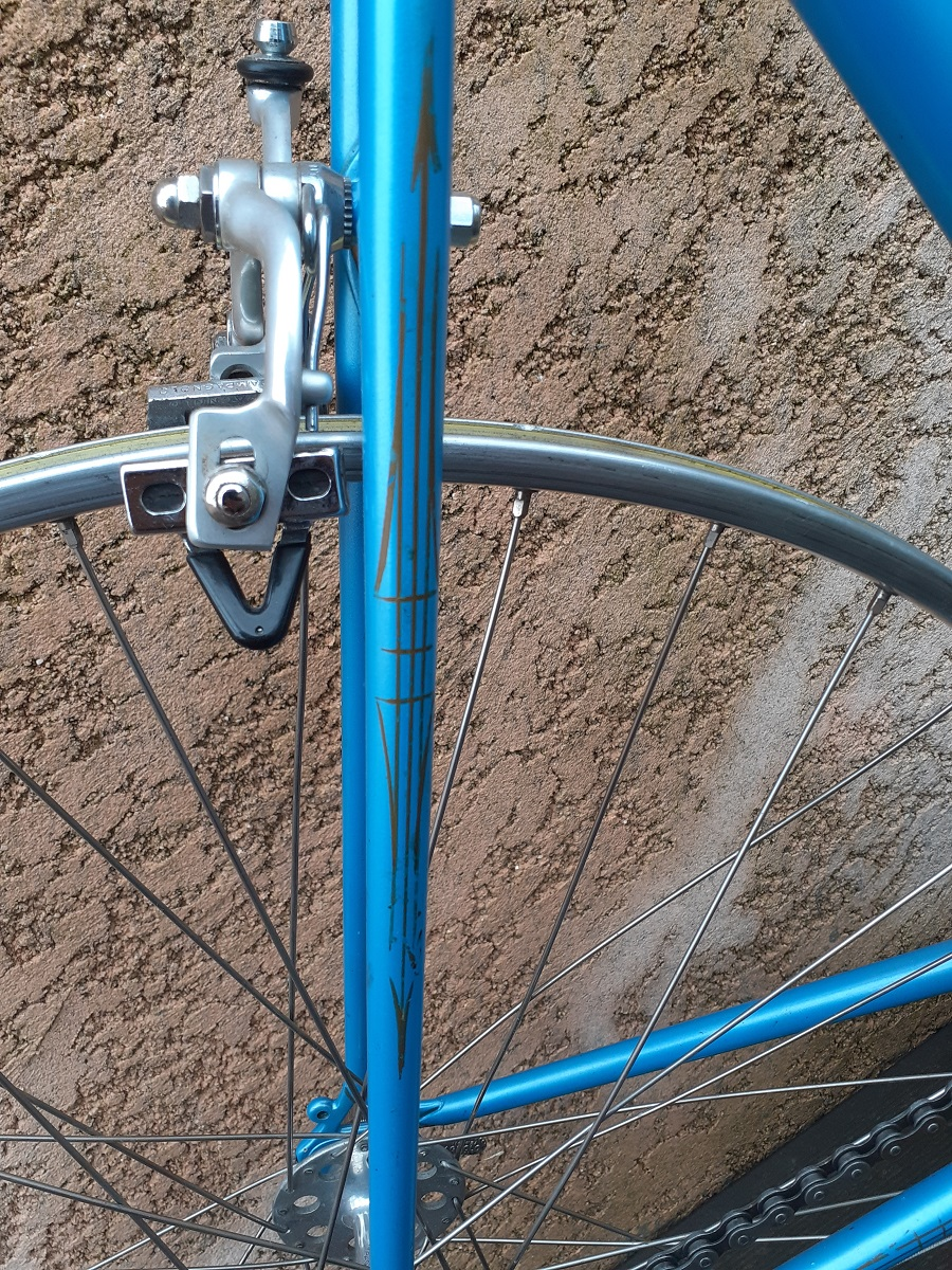 Cycles France Loire Jacques Anquetil fin 70' 20191117