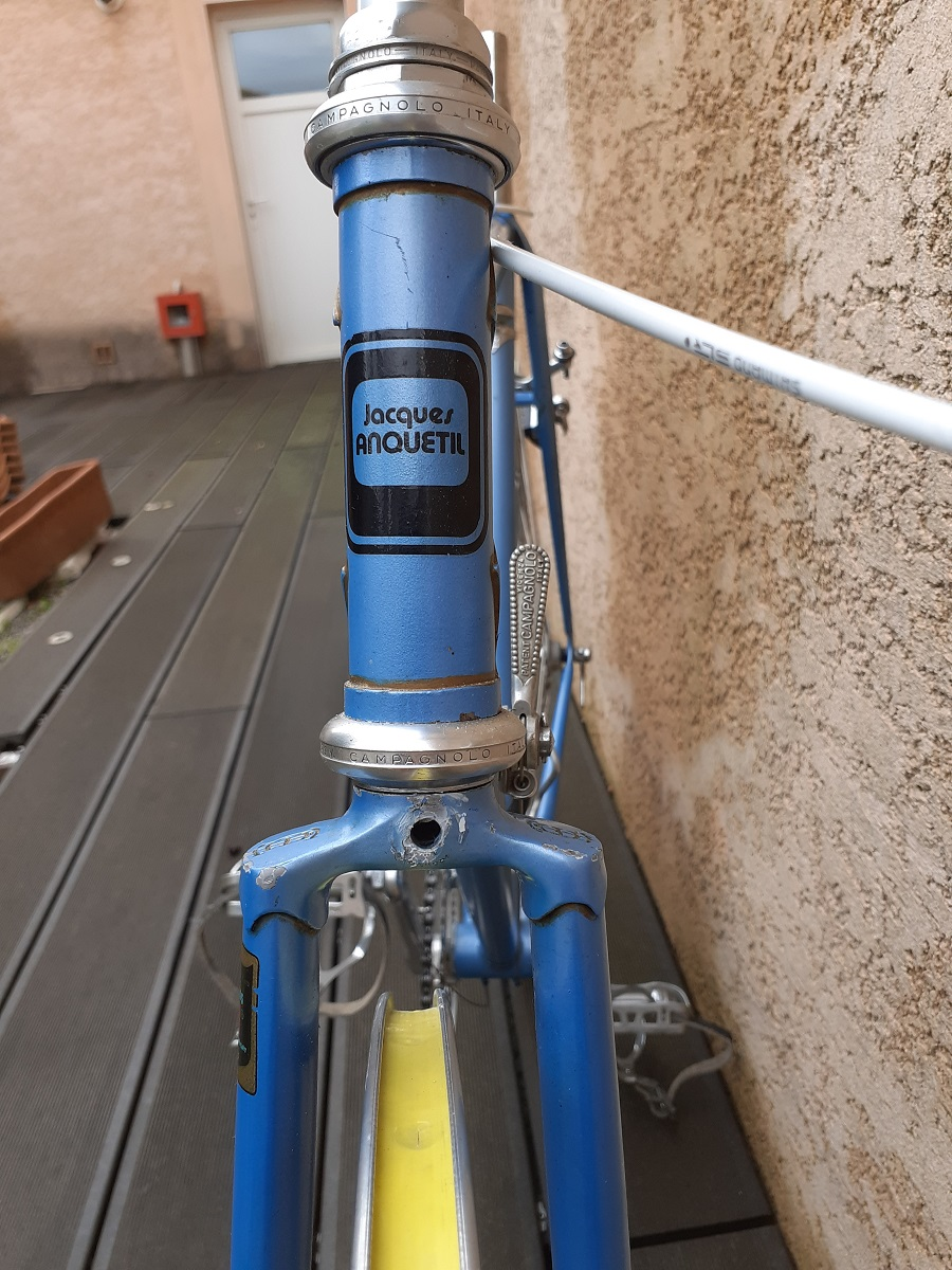 Cycles France Loire Jacques Anquetil fin 70' 20191120