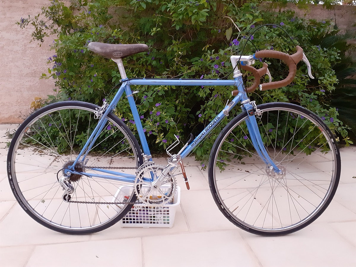Cycles France Loire Jacques Anquetil fin 70' 20191135
