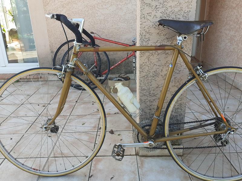 Coppi Fiorelli 60' 70' ? 20191250