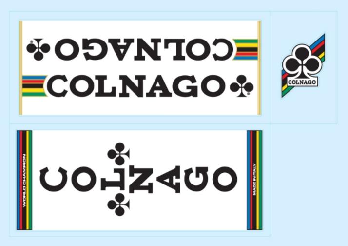 Colnago Super année 80-81 20201125
