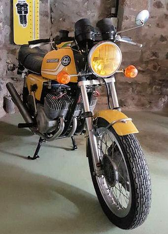 Une jaune à remettre en route (350) 9af20010