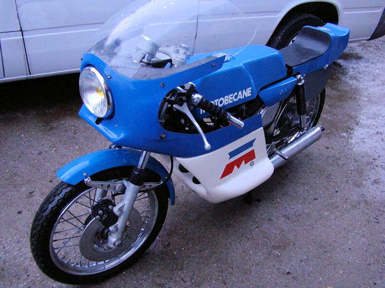 Motobécane 125 LT3 Coupe mouillée B2e4e810