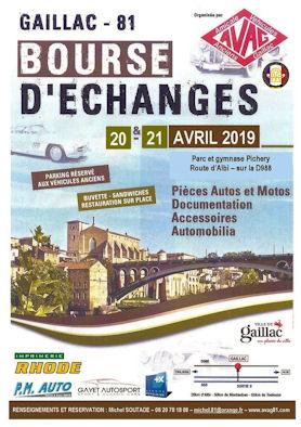Gaillac (81-Tarn - Occitanie) 2019 Bourse10