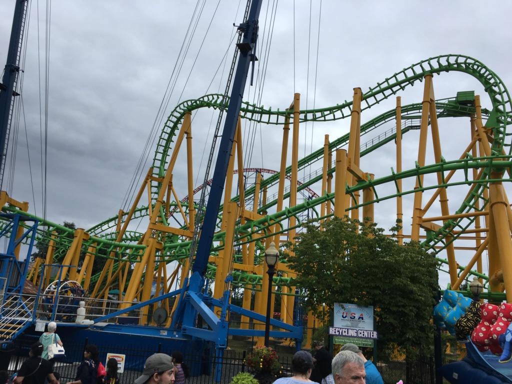 Expérience au Six Flags New England Img_4616