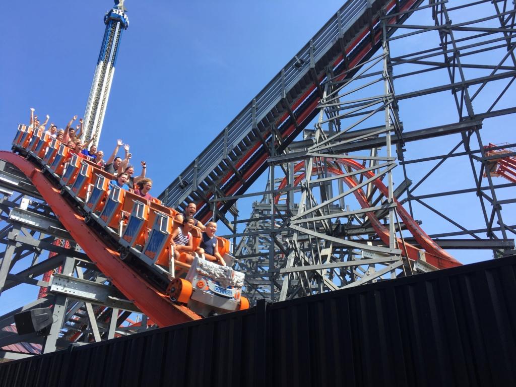 Expérience au Six Flags New England Img_4620