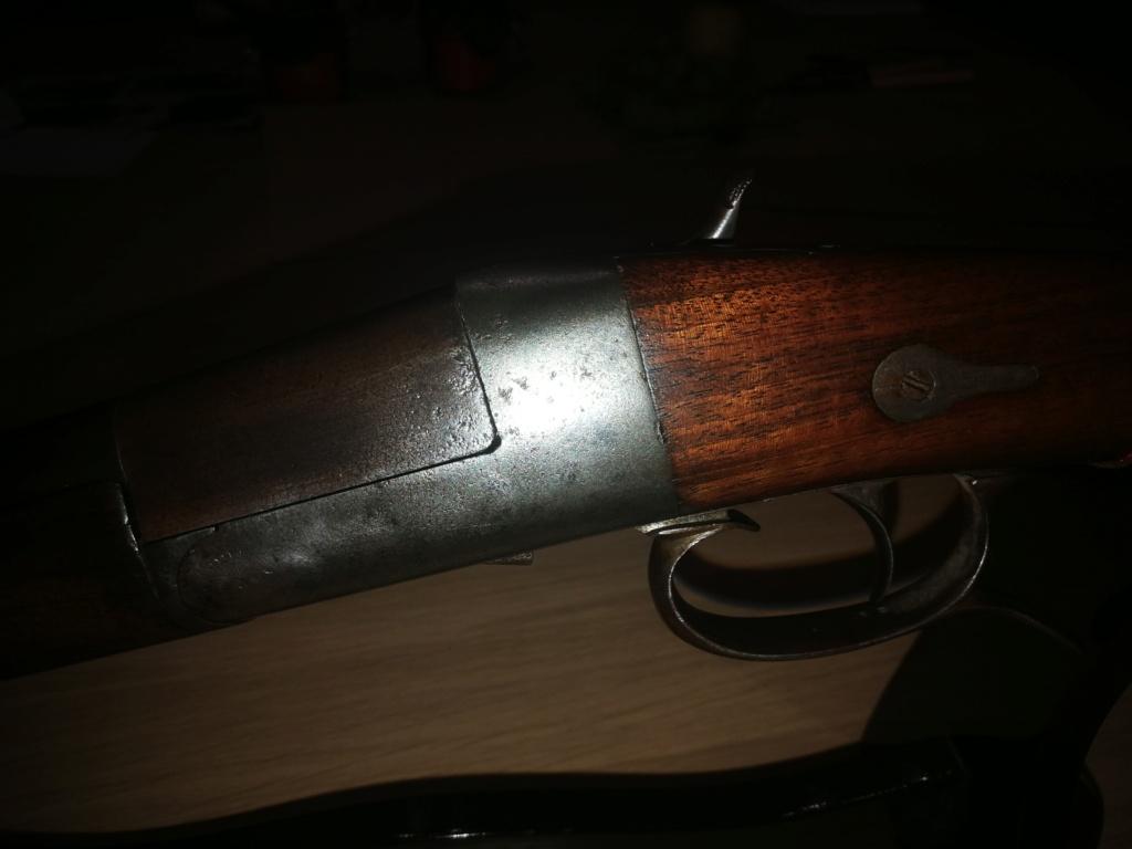 fusil a chien extérieur .  Img_2177