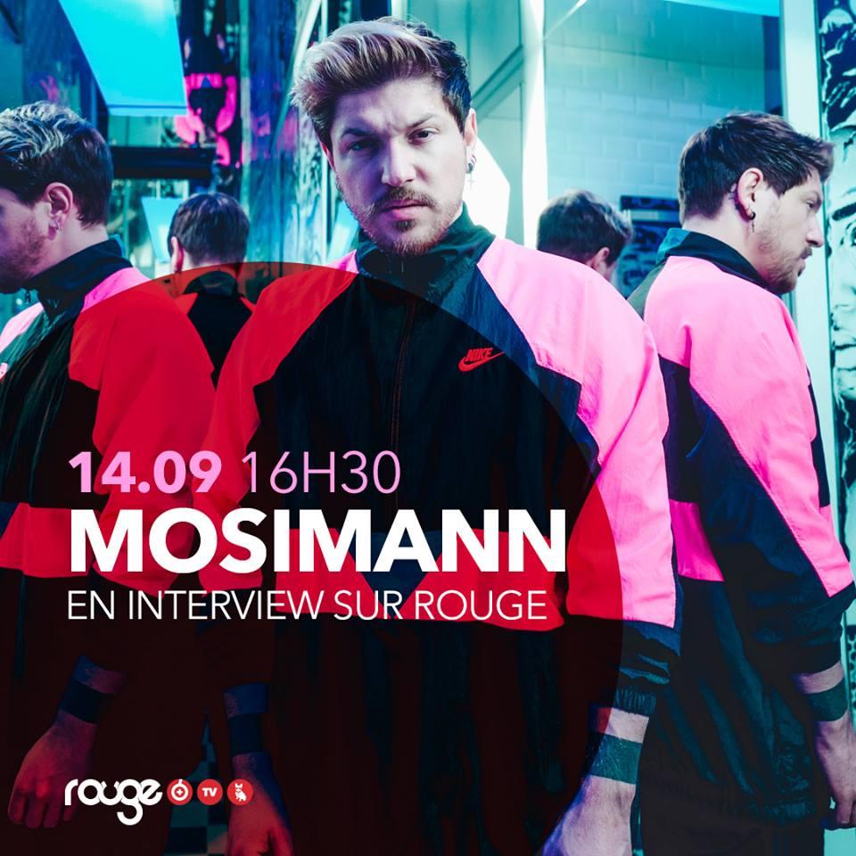 [14/09/2018/16h30] RougeFM - Mosimann sur  Rouge FM  41776810