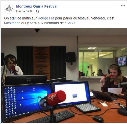 [14/09/2018/16h30] RougeFM - Mosimann sur  Rouge FM  Captu704