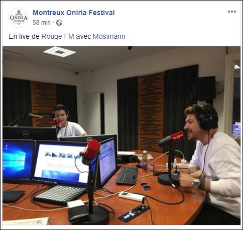 [14/09/2018/16h30] RougeFM - Mosimann sur  Rouge FM  Captu711