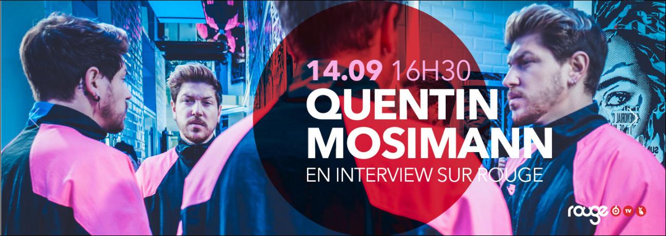 [14/09/2018/16h30] RougeFM - Mosimann sur  Rouge FM  Captur15