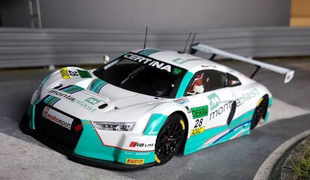 3° Manche GT24 Sur Spa ce vendredi 19-04-2019 R8mont10