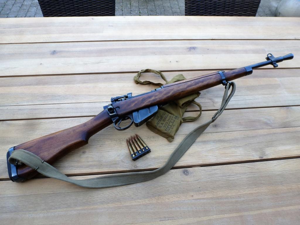 Avis sur une Carabine Enfield Jungle N°5 Mk1 P1020722