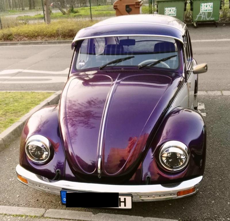 Einen Käfer auf dem Heimweg schnappgeschossen K510