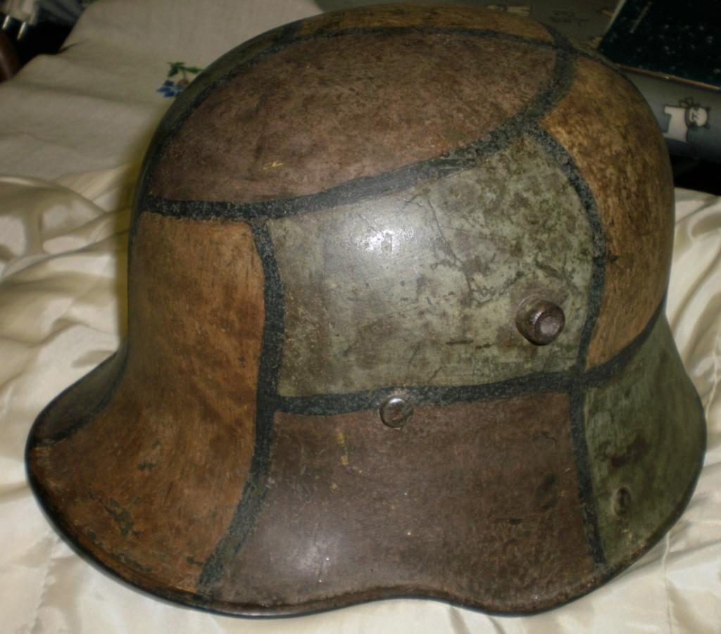 casque Allemand  modele 1916 010