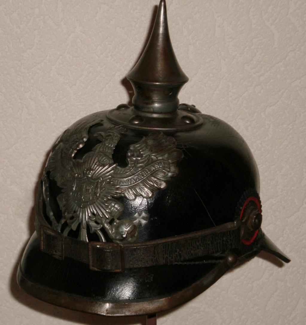 casque à pointe 91em Rgt infanterie 3_212